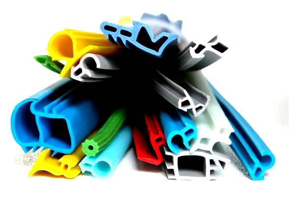 Уплотнители-капельники из термоэластопласта разных цветов