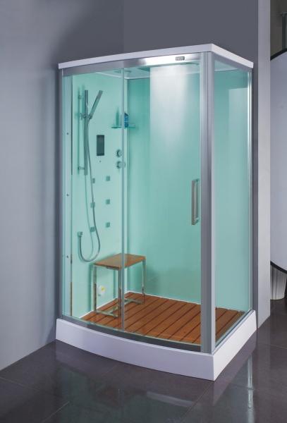 Ванная комната серого цвета